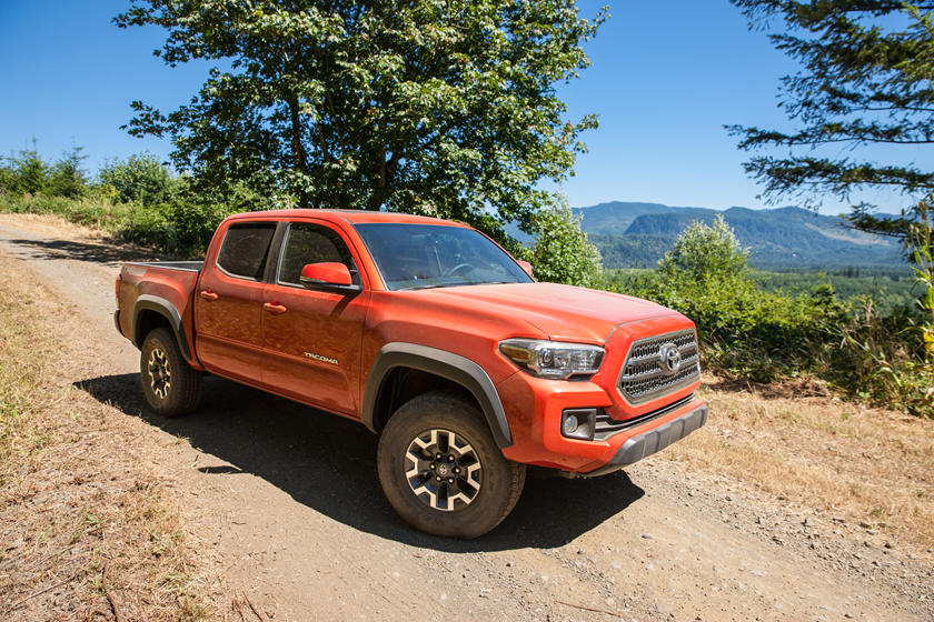 2018 Toyota Tacoma Review, Trims, Specs and Price   CarBuzz