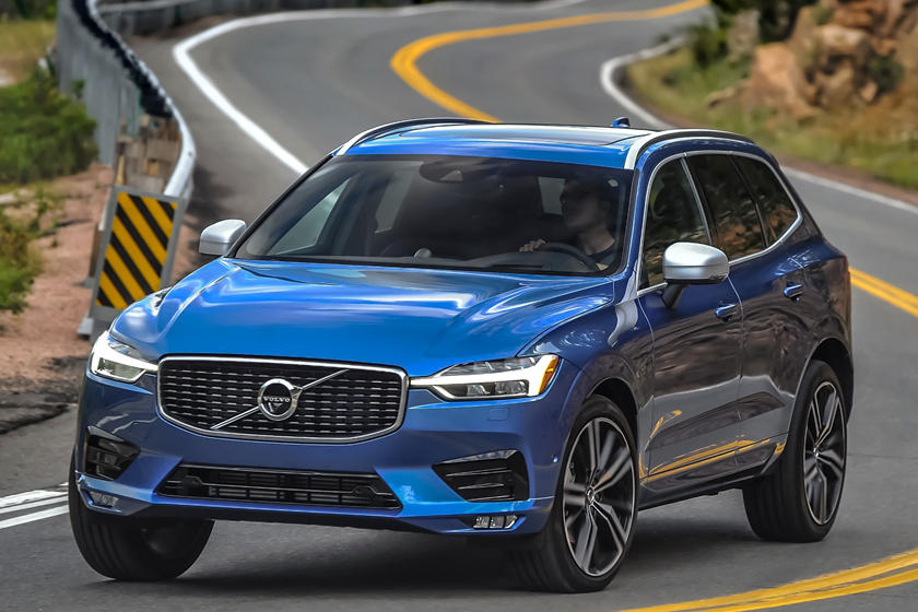 2018 Volvo Xc60 Review Trims Specs Price New Interior Features Exterior Design And Specifications Carbuzz