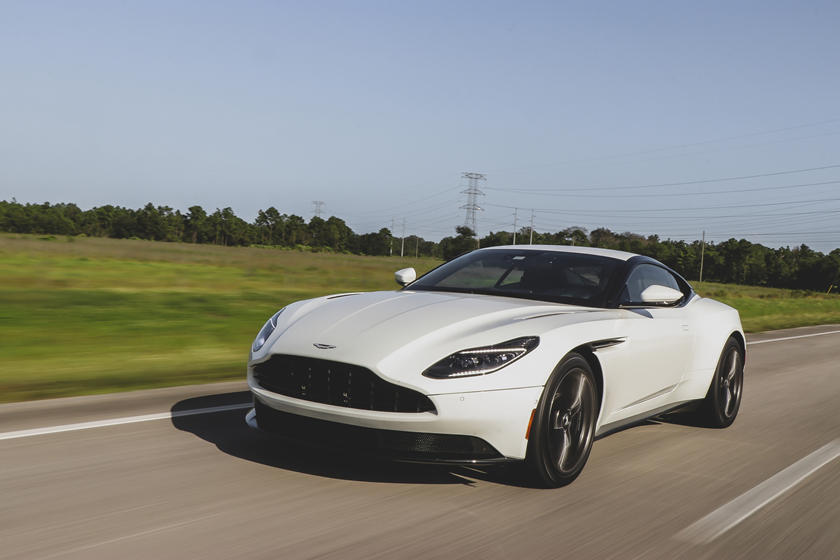 2019 Aston Martin DB11 Coupe Review, Trims, Specs and Price
