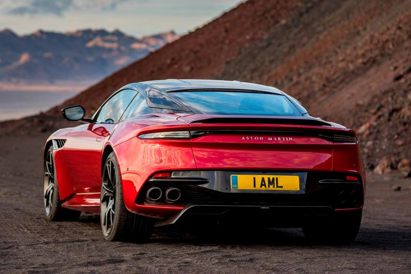 Aston Martin Dbs Superleggera Hp Supercars Gallery