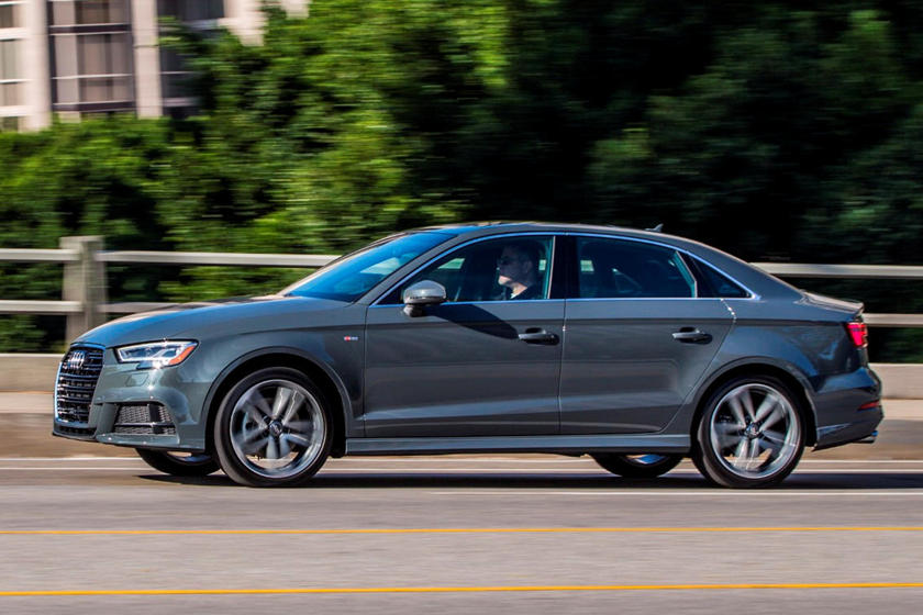 2019 Audi A3 Sedan Review Trims Specs And Price Carbuzz
