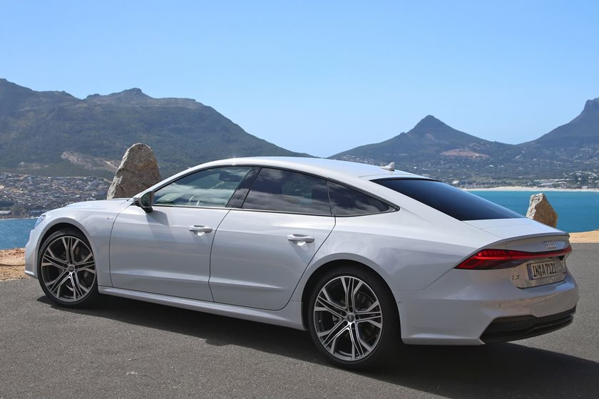 2019 Audi A7 Sportback Review Trims Specs Price New Interior Features Exterior Design And Specifications Carbuzz