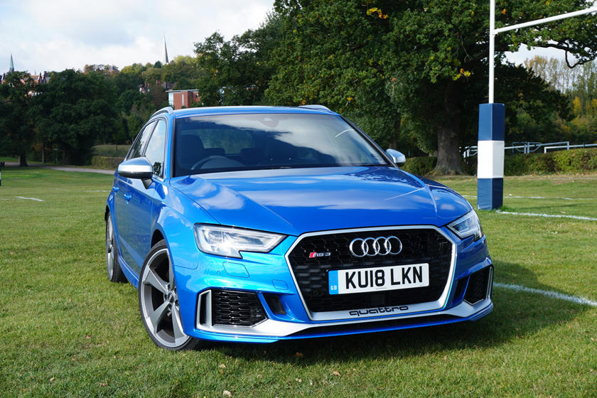 2019 Audi Rs3 Review Trims Specs And Price Carbuzz