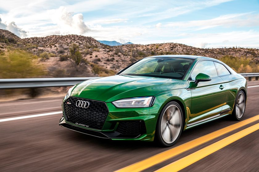 2019 Audi RS5 Coupe: Review, Trims, Specs, Price, New ...