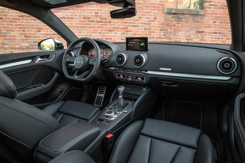 2019 Audi S3 Sedan Interior Photos Carbuzz