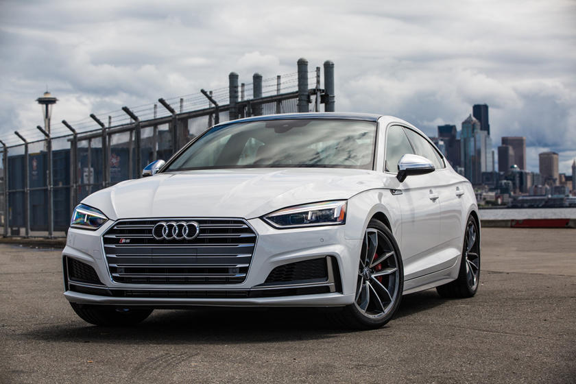 2019 Audi S5 Sportback Review Trims Specs And Price Carbuzz