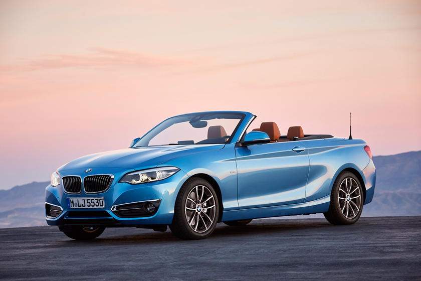 2019 Bmw 2 Series Convertible Review Trims Specs And Price