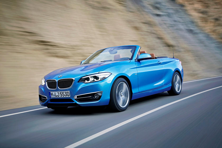 2019 BMW 2 Series Convertible Review, Trims, Specs and Price