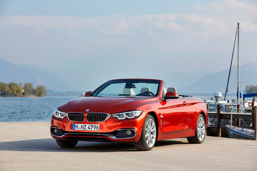 2019 Bmw 4 Series Convertible Review Trims Specs Price New Interior Features Exterior Design And Specifications Carbuzz