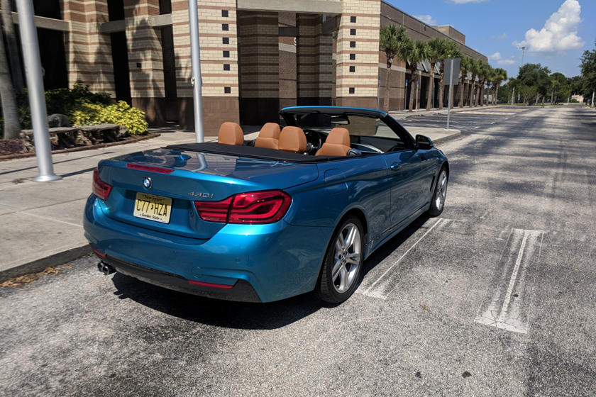 2019 Bmw 4 Series Convertible Review Trims Specs And Price