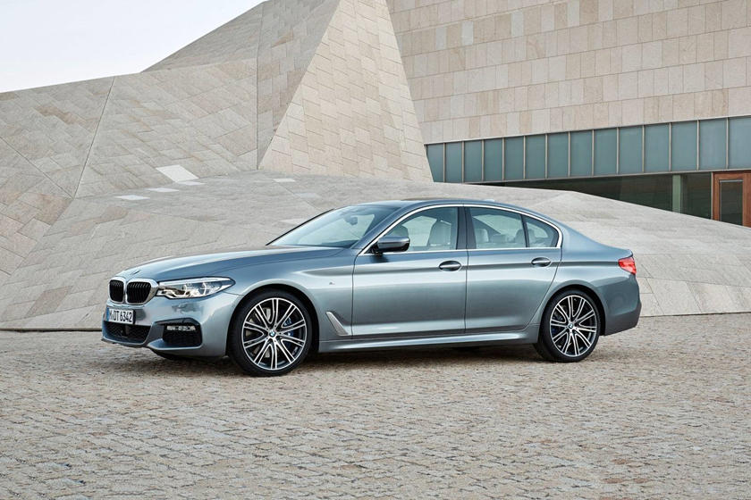 2019 BMW 5 Series Sedan Review, Trims, Specs and Price | CarBuzz