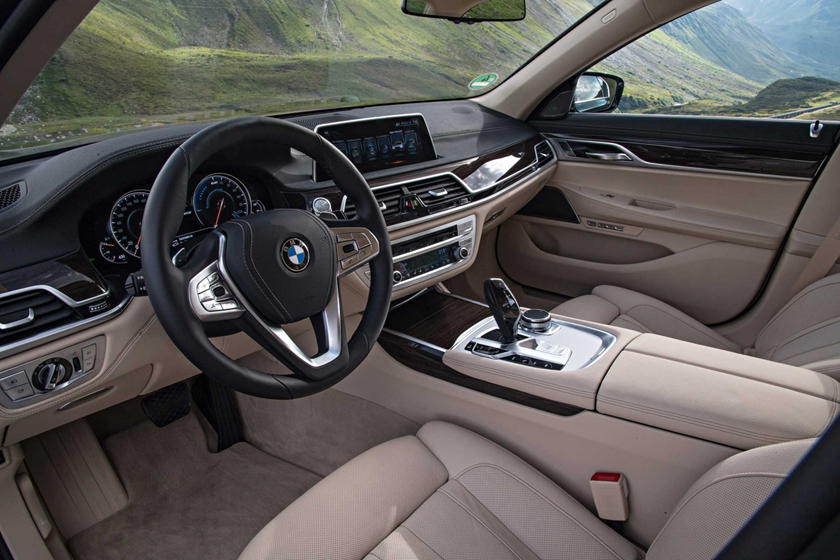 2019 Bmw 7 Series Hybrid Interior Photos Carbuzz