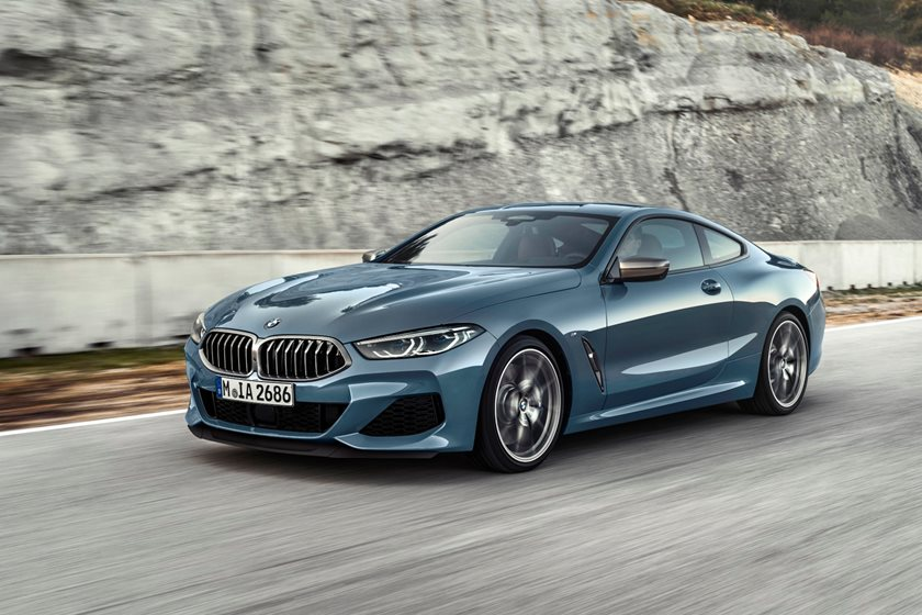 2019 Bmw 8 Series Coupe Review Trims Specs And Price Carbuzz