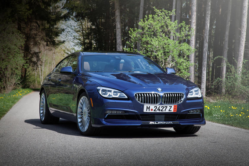 BMW Alpina B6 >> 2019 Bmw Alpina B6 Review Trims Specs And Price Carbuzz