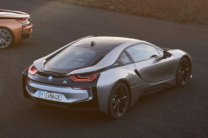 2019 Bmw I8 Coupe Review Trims Specs And Price Carbuzz