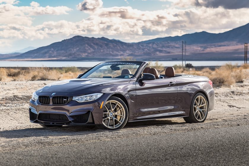 2019 Bmw M4 Convertible Review Trims Specs Price New Interior Features Exterior Design And Specifications Carbuzz