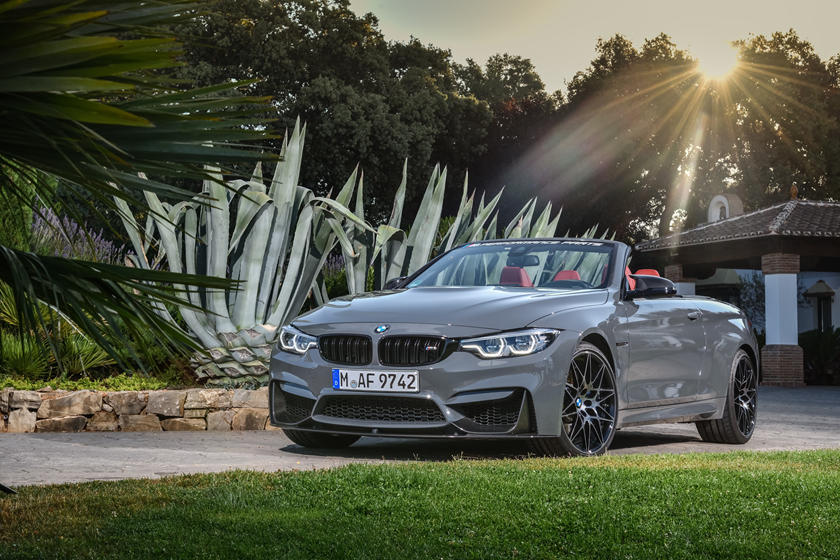2019 Bmw M4 Convertible Review Trims Specs And Price Carbuzz
