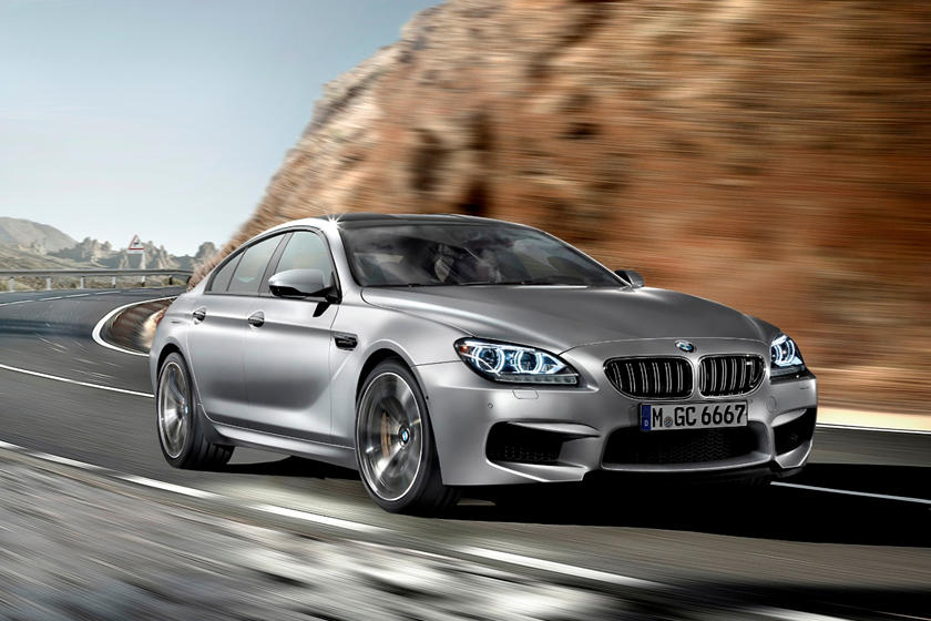 2019 Bmw M6 Gran Coupe Review Trims Specs And Price Carbuzz