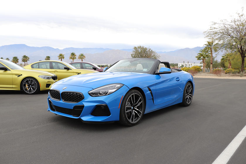 2019 bmw z4 roadster review  trims  specs and price
