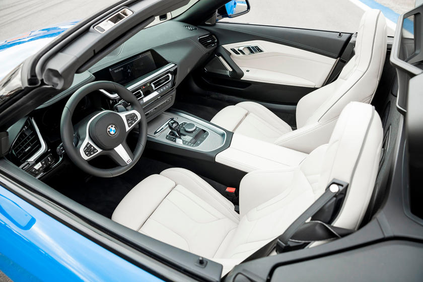 2019 Bmw Z4 Roadster Review Trims Specs And Price Carbuzz