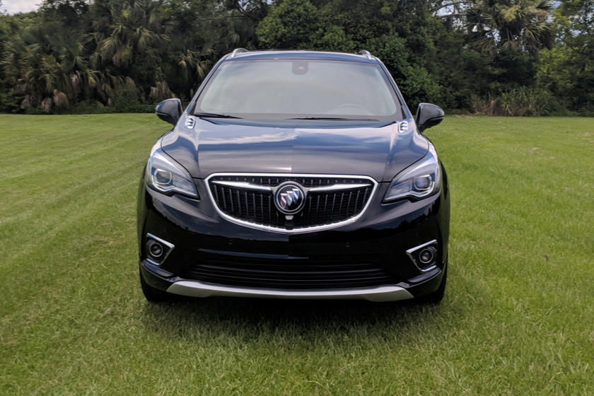 2019 Buick Envision: Refreshed, Torquier, Cheaper >> 2019 Buick Envision Review Trims Specs And Price Carbuzz