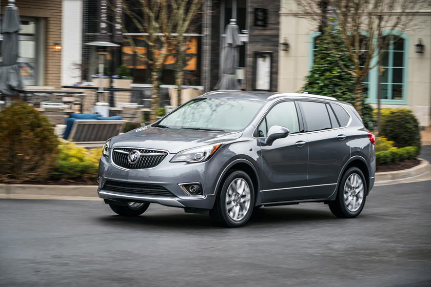 2019 Buick Envision Review, Trims, Specs and Price | CarBuzz