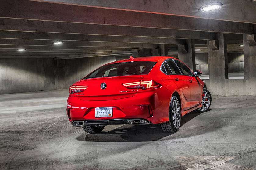 2019 Buick Regal GS Review, Trims, Specs and Price | CarBuzz