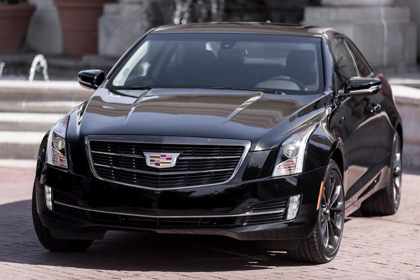 2019 Cadillac Ats Coupe Review Trims Specs And Price Carbuzz