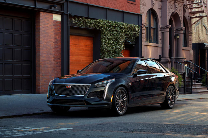 2019 Cadillac CT6-V: Review, Trims, Specs, Price, New ...