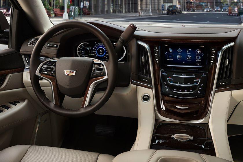 2019 Cadillac Escalade Esv Review Trims Specs And Price