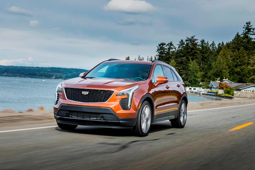 2019 Cadillac XT4: News, Platform, Engine, Price >> 2019 Cadillac Xt4 Review Trims Specs And Price Carbuzz