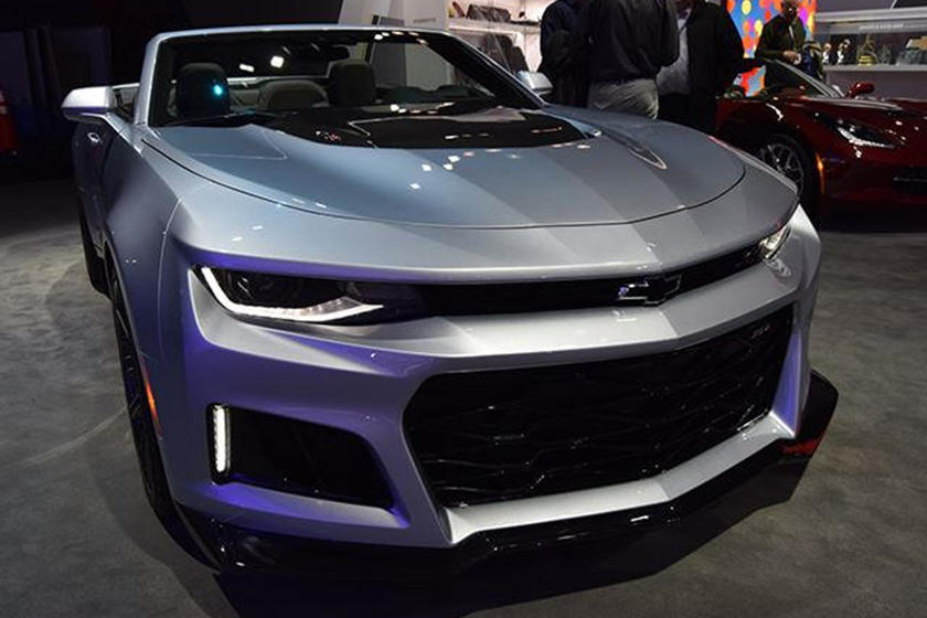 2019 Chevrolet Camaro ZL1 Convertible Review, Trims, Specs