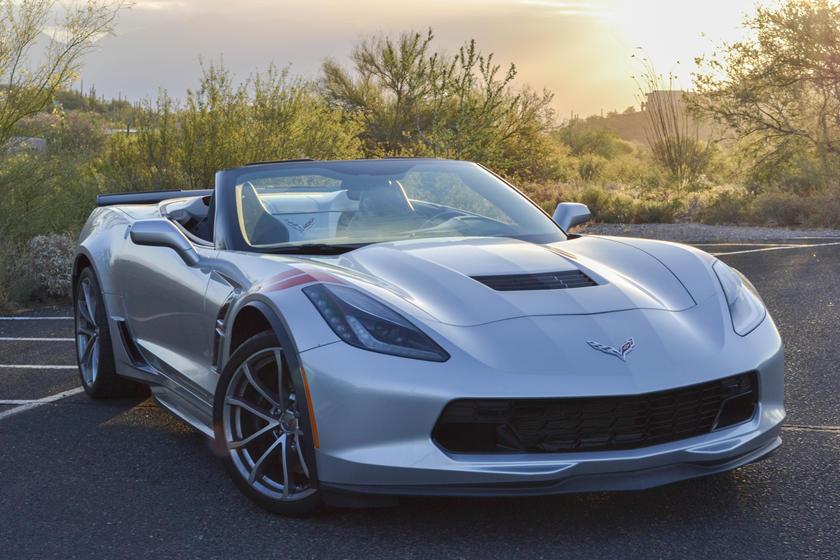 2019 Chevrolet Corvette Grand Sport Convertible Review