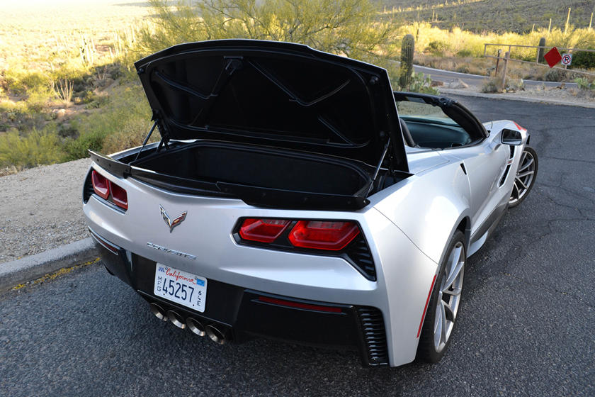2019 Chevrolet Corvette Grand Sport Convertible Review Trims Specs Price New Interior Features Exterior Design And Specifications Carbuzz