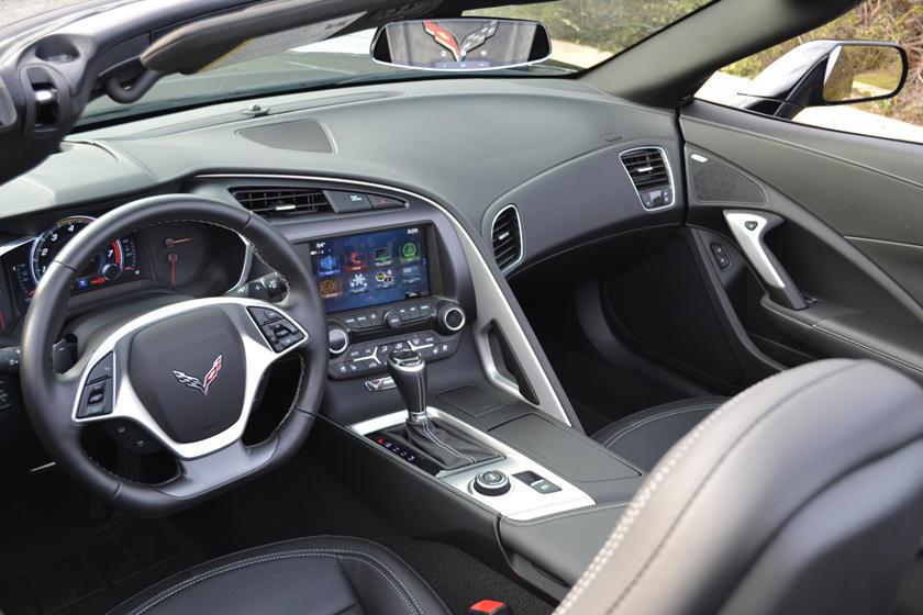 2019 Chevrolet Corvette Stingray Convertible Review Trims