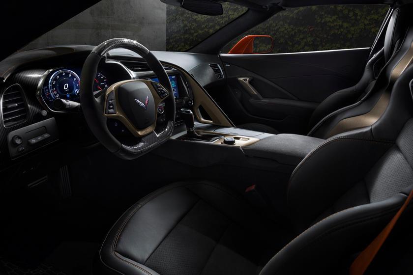 2019 Chevrolet Corvette ZR1 Convertible Review, Trims