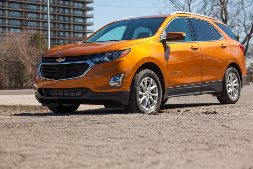 2019 Chevrolet Equinox Review, Trims, Specs and Price ...