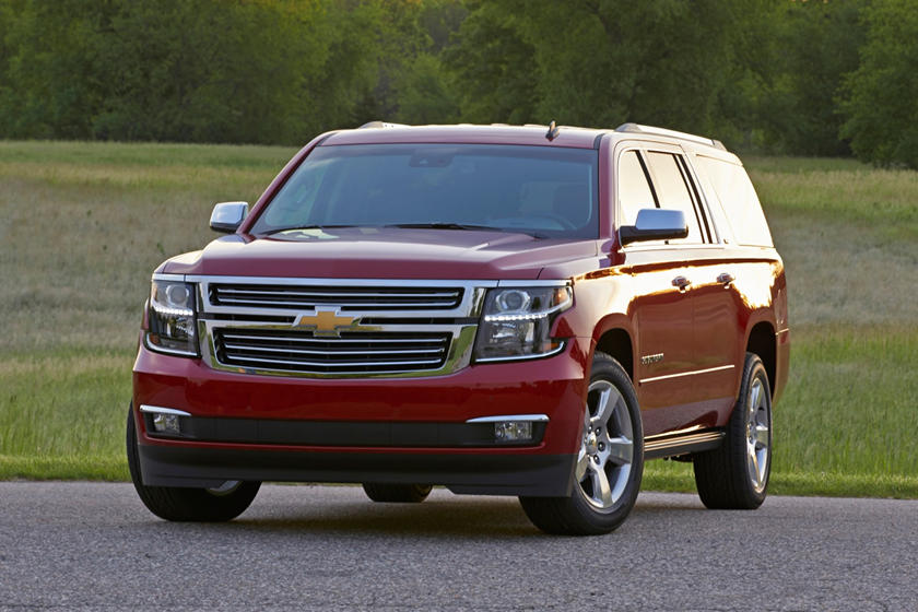 2019 Chevrolet Suburban Review Trims Specs And Price Carbuzz