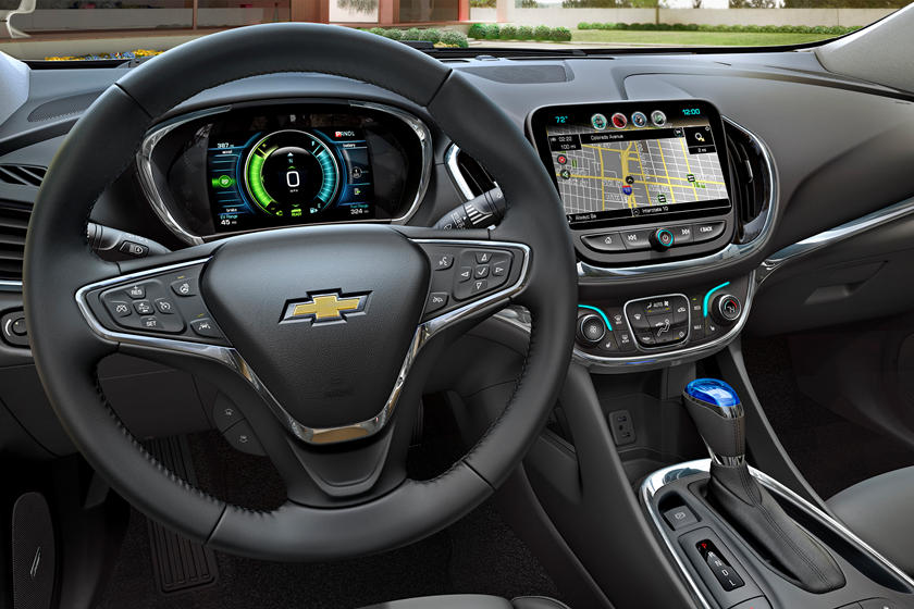 2019 Chevrolet Volt Review Trims Specs Price New Interior Features Exterior Design And Specifications Carbuzz
