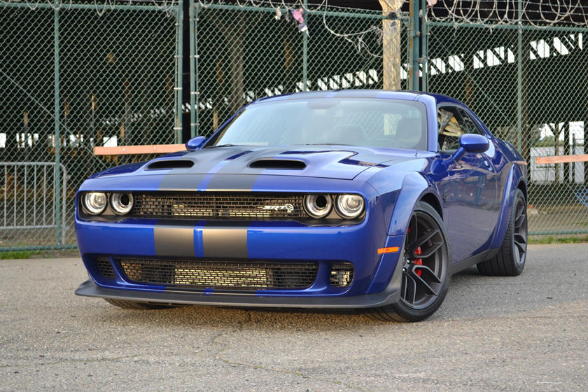2019 Dodge Challenger SRT Hellcat Review, Trims, Specs and