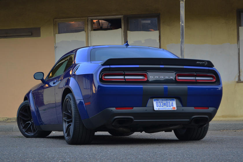 2019 Dodge Challenger SRT Hellcat Review, Trims, Specs and Price