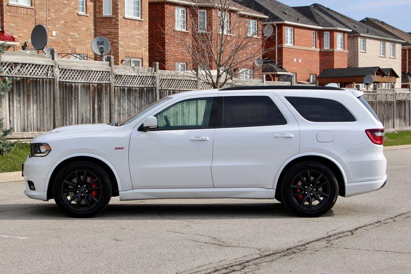 2019 Dodge Durango Srt Review Trims Specs And Price Carbuzz
