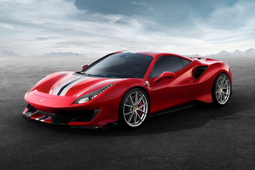 2019 Ferrari Cars Models And Prices Car And Driver >> 2019 Ferrari 488 Pista Review Trims Specs And Price Carbuzz