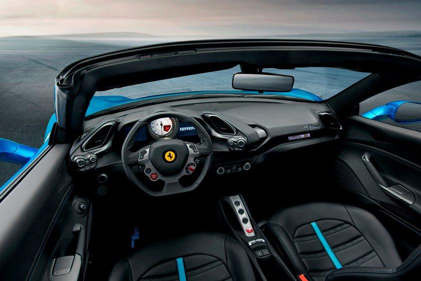 Ferrari 488 Spider Interior Photos Carbuzz