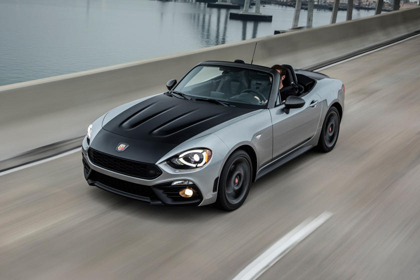 2019 fiat 124 spider abarth review trims specs and price. Black Bedroom Furniture Sets. Home Design Ideas