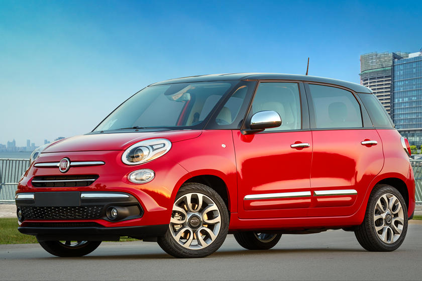 2019 Fiat 500L Review, Trims, Specs and Price | CarBuzz