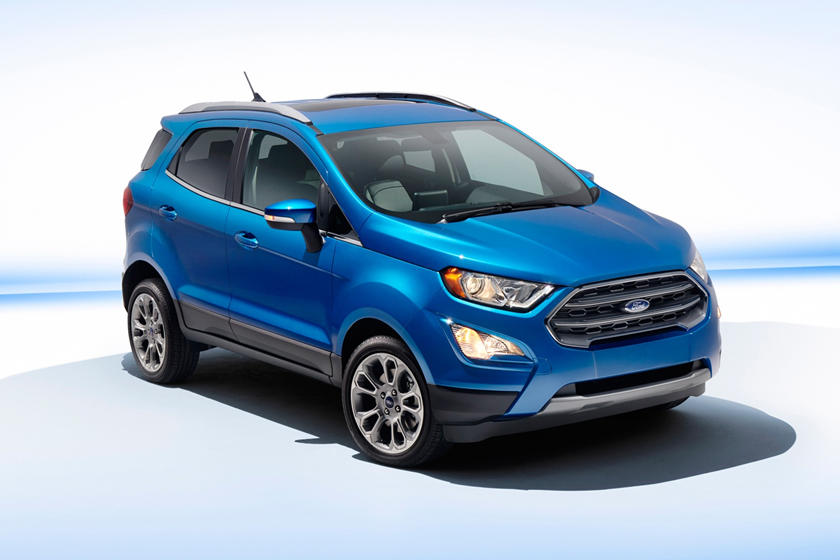 2020 Ford EcoSport: Specs, Equipment, Price >> 2019 Ford Ecosport Review Trims Specs And Price Carbuzz