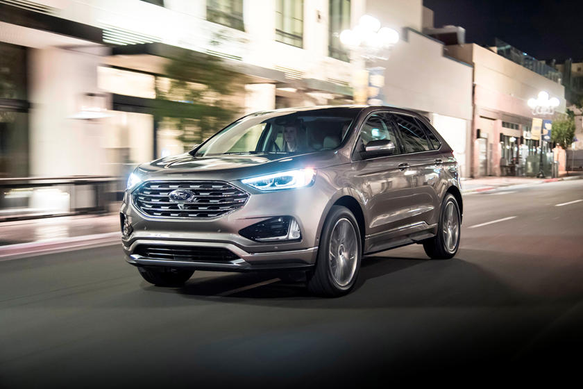 2019 Ford Edge Review Trims Specs Price New Interior Features Exterior Design And Specifications Carbuzz