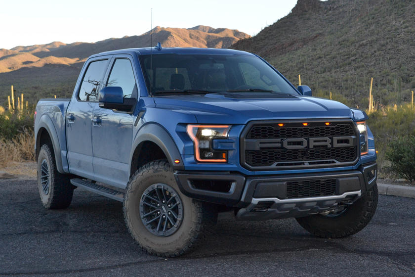 2019 Ford F-150 Raptor Review, Trims, Specs and Price ...