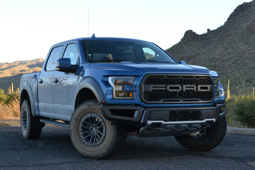 2019 Ford F 150 Raptor Review Trims Specs And Price Carbuzz